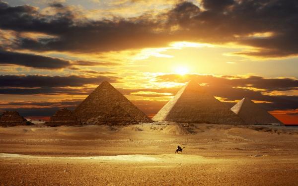 Піраміди Єгипет