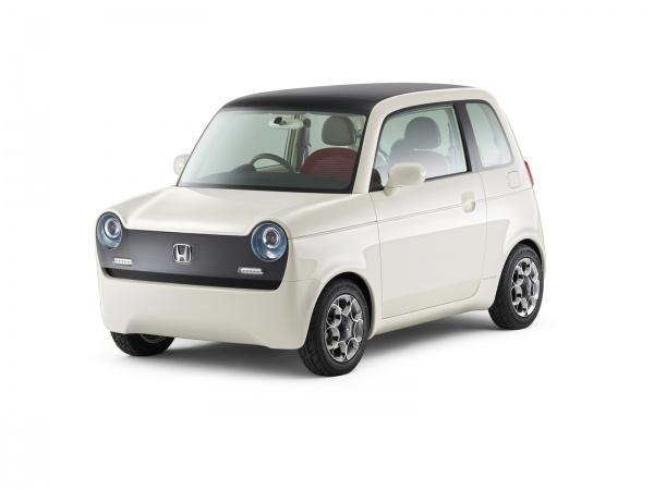 Honda EV-N Electric Car