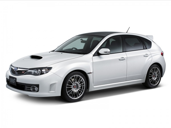 Subaru Impreza WRX STI Carbon Concept