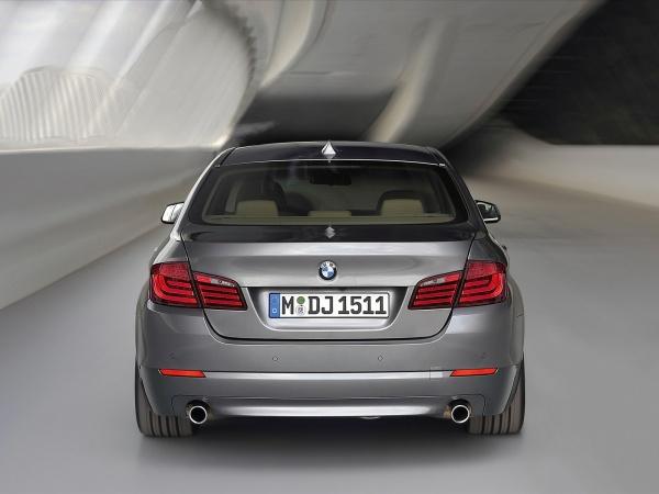 BMW 5 2001