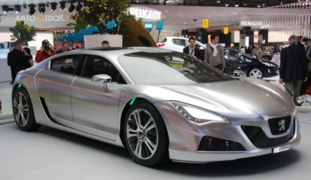 Peugeot RC HY Motion