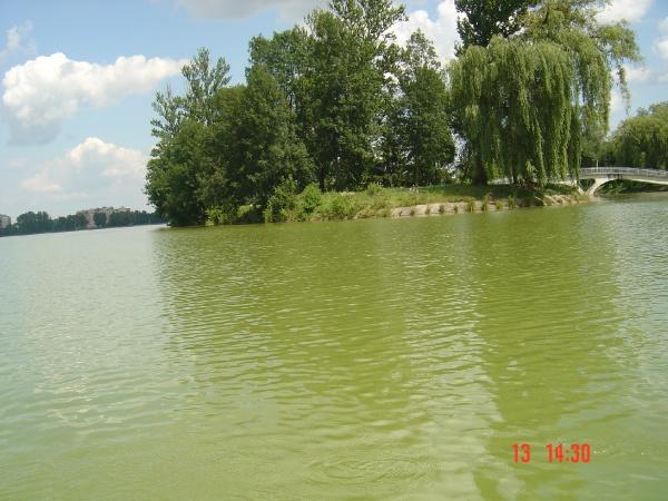 Озеро в ІФ