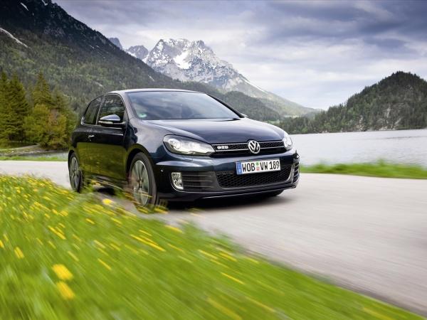 Новий Volkswagen Golf GTD