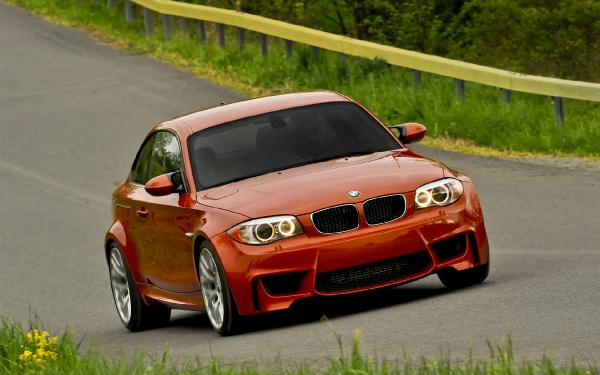 BMW 1-Series M Coupe US Version