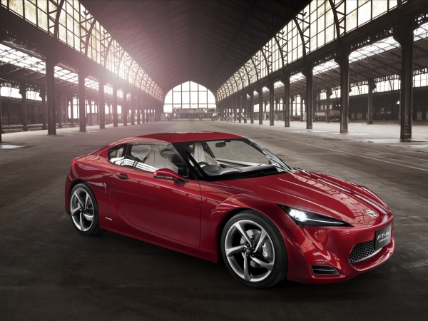 Toyota FT-86 Sports Concept