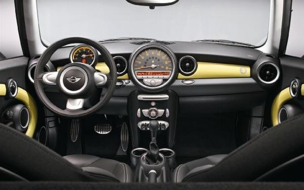 Mini E - Electric Car