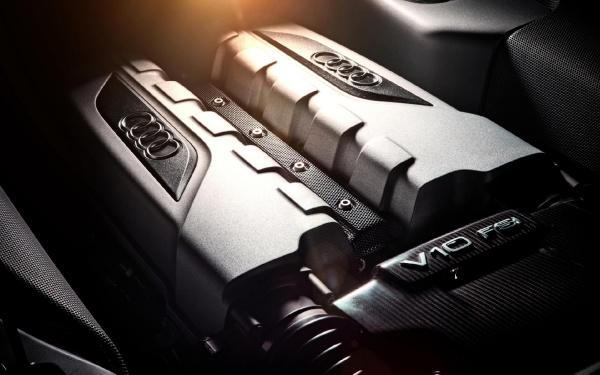 Ауді V10
