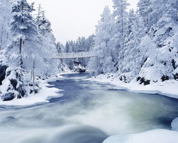 Білосніжна зима