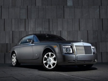 Rolls Royce Phantom Coupe 2009