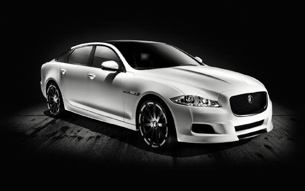 Jaguar XJ75 Platinum Design Concept