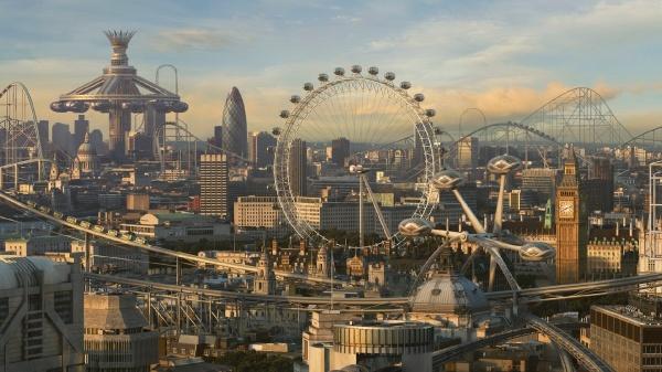 Місто майбутнього (Лондон)