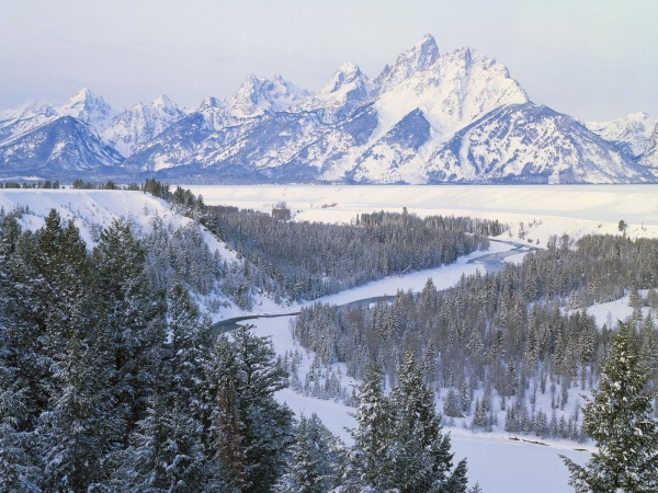 Зимові гори
