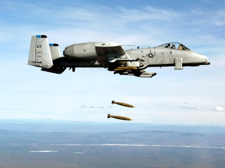 A-10A Bombardier