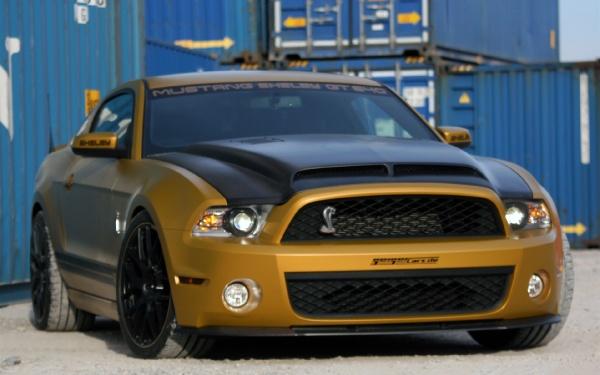 Форд Мустанг Shelby GT650 2011