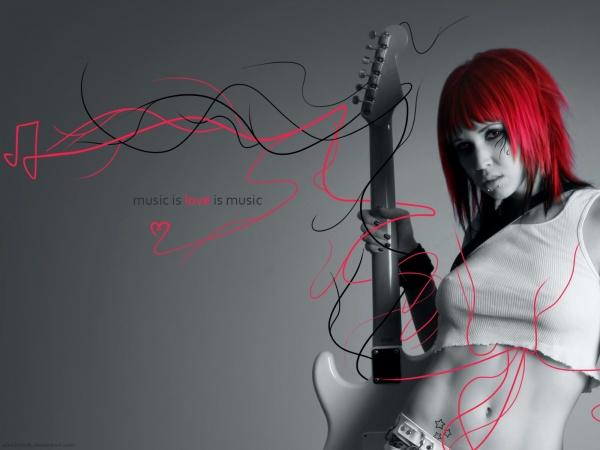 Музика - це любов - це музика