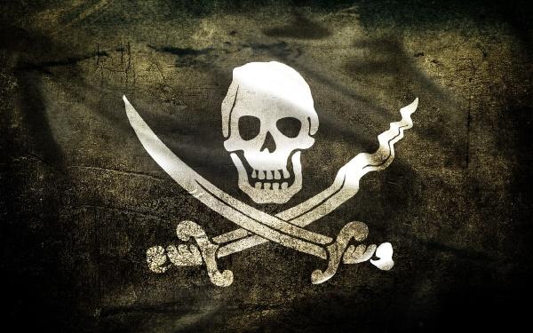 Піратський прапор Веселий роджер