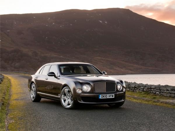 Bentley Mulsanne 2011