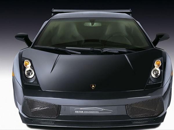 Lamborghini Gallardo GT3 Strada 2009
