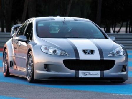 Peugeot 407 Silhouette