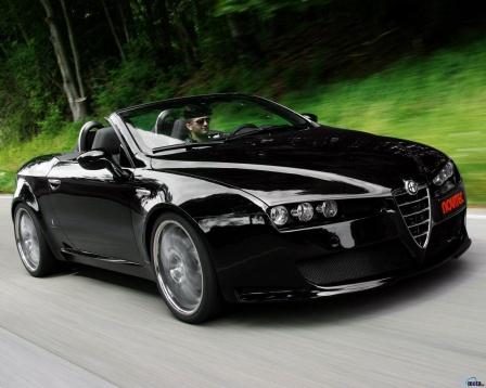 Alfa Romeo Spider Novitec