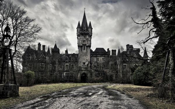 Моторошний замок