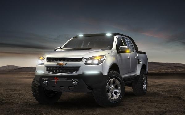 Chevrolet Colorado Rally