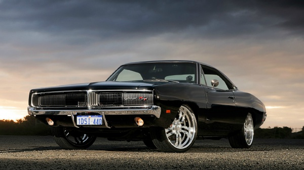 Dodge Rt Charger