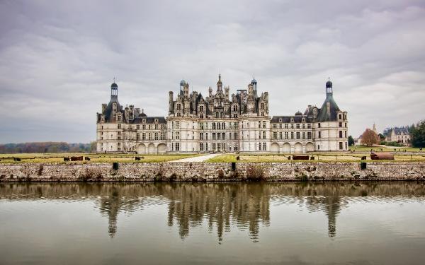Замок Шамбор Франція