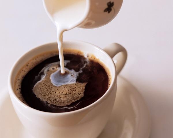 Кава з вершками