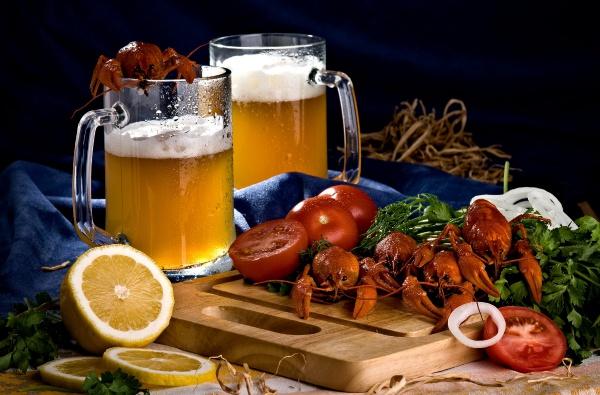 Пиво і закуска