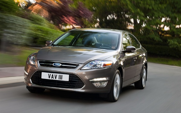 Ford Mondeo 2011