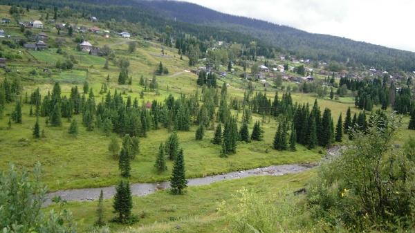 Гірське поселення