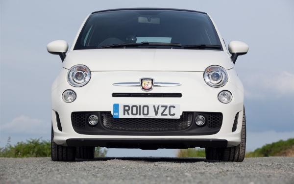 Fiat 500C Abarth 2011