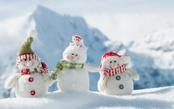 Сніговички