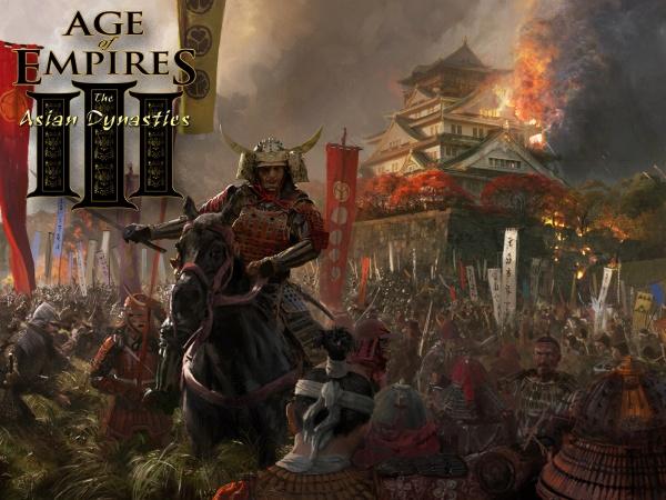Вік імперій 3 Японія