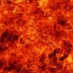 Полум'я вогню