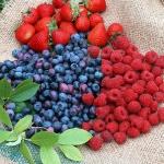 Смачненькі ягоди