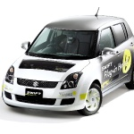 Suzuki Plug-In-Hybrid Concept Swift