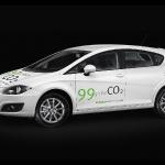 Сеат Леон Ecomotive Concept