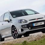 Fiat Abarth Punto Evo 2011