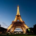 Ейфелева вежа Париж