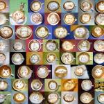 Малюнки на каві