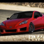 Hyundai Rhys Millen Racing Genesis Coupe