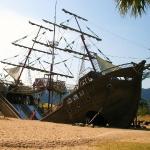 Старовинний корабель