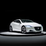 Хонда CR-Z Hybrid
