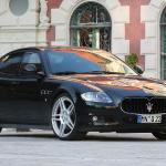 Novitec Tridente Maserati Quattropote