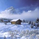 Хатинка а горах