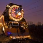 Святковий потяг