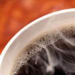 Чашка ароматної кави