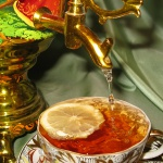 Чай з самовару